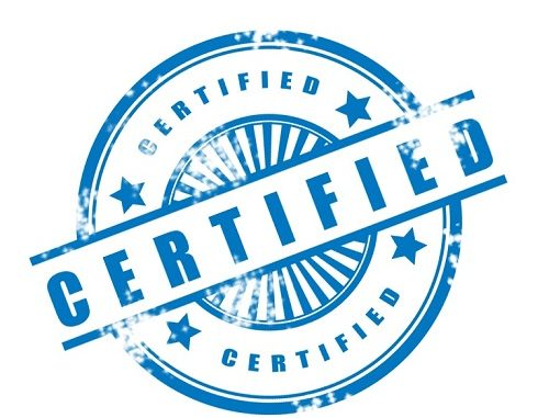 top 3 supply chain certifications